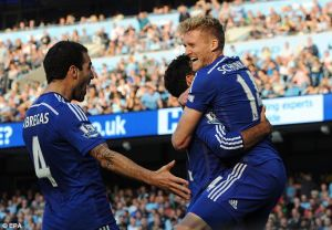Chelsea play host to short-handed Aston Villa