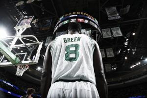 "Jeff Green: ""El rumor de que quiero irme de Boston Celtics es falso"""