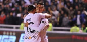 "El estadio ""Rodrigo Paz Delgado"" salió ileso"