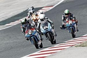 Vuelta al 2013: carrera de Navarra CEV Moto3