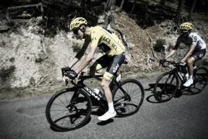 Tour de France - Chris Froome non impressiona, ma Parigi è vicina