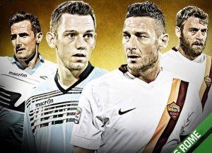 Lazio - Roma, le formazioni ufficiali. Garcia fa fuori Pjanic, Pioli si affida a Biglia