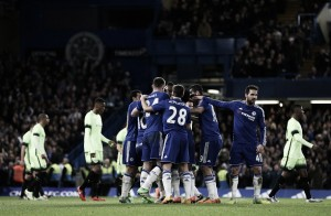 Chelsea 5-1 Manchester City: Blues cruise past Citizens' youngsters with inspired second-half display