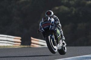 Jerez, Jorge Lorenzo comanda anche il terzo turno di libere