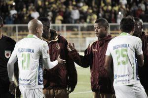 Atlético Huila cede una leve ventaja a Deportes Tolima