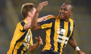 Bologna - Verona 0-1: Samir decide la sfida del Dall'Ara