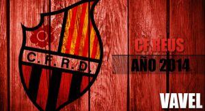 CF Reus Deportiu 2014: el año de la profesionalización