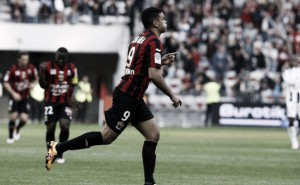Nice 3-0 Rennes: Ben Arfa hat-trick results in league leapfrog