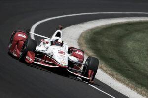 Juan Pablo Montoya vuelve a ser el rey en Indianapolis