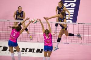 Volley femminile - Conegliano supera Piacenza e fa sua gara 1 di finale scudetto