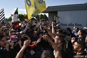 La fiesta 'bianconera' continúa y de que manera
