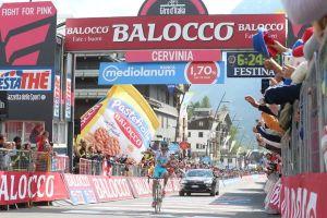 """Giro, Aru: """"Vittoria speciale"""", Contador: """"Ho pensato alla maglia rosa, domani potrei essere io ad attaccare"""""""