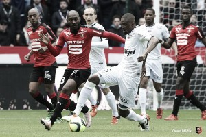 Rennes 0-3 Guingamp: Hat-trick of Giresse assists makes difference in derby