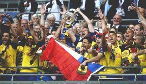 Risultato Arsenal vs Aston Villa Finale FA Cup (4-0), Arsenal Campione