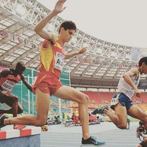 Los keniatas guían a Alaiz hacia Pekín