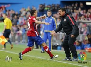 """Correa: """"El 'Mono' me dijo que iba a hacer gol, por eso se lo dediqué"""""""