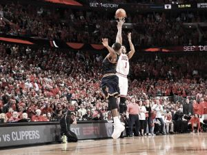Tripla di Rose allo scadere, dominio Clippers: Bulls e LAC sul 2-1