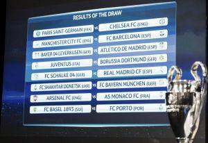 El 'coco' Manchester City, para el Barça; Real Madrid y Atlético, ante Schalke y Leverkusen