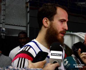 "'Chacho' Rodríguez: ""Tenemos que confiar en que podemos ganar"""