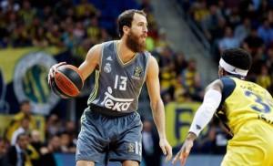Fenerbahçe Ulker - Real Madrid: los blancos se la juegan en Turquía