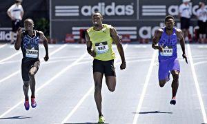 El año cuesta arriba de Usain Bolt