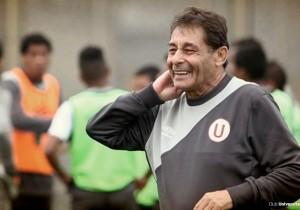 """Roberto Challe: """"El Fútbol Peruano es una m..."""""""