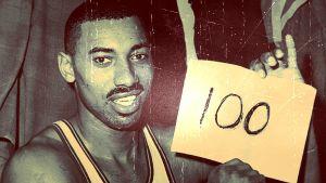 Wilt Chamberlain, el mayor titán de la NBA