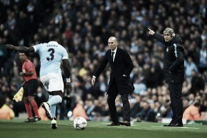 Post Manchester City-Real Madrid, le reazioni di Pellegrini e Zidane