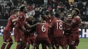 Bayern mit Heimsieg - Wolfsburg empfängt Real Madrid