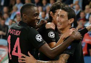 Champions League: Di Maria - Cavani, buona la prima per il Psg