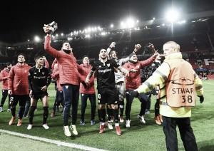 El Sevilla, en puestos UEFA del ranking continental