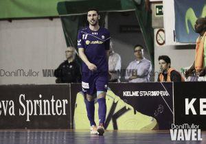 Chano y Jorge Bellvert, nuevos jugadores de Burela FS