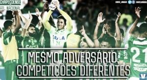 Do sonho à realidade: Chapecoense e Atlético Nacional se reencontram na decisão da Recopa
