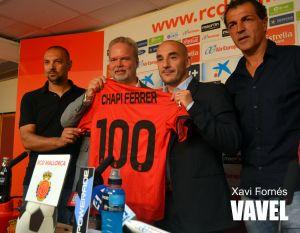 Albert 'Chapi' Ferrer, nuevo entrenador del Mallorca
