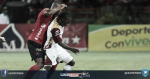 Medellín cayó ante Tolima y pospuso su clasificación