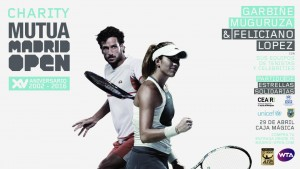 "El Mutua Madrid Open celebra un ""Charity Day"""