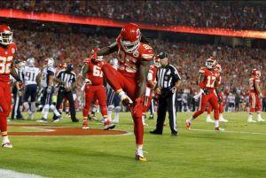 Los Chiefs confirman el mal estado de forma de los Patriots aplastándolos en Arrowhead