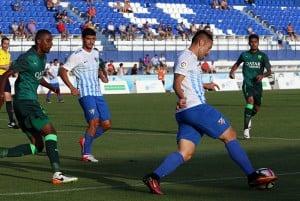 Nueva victoria para el Málaga de Juande