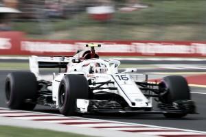 Ecuador Mundial F1: Alfa Romeo Sauber, el Ferrari C