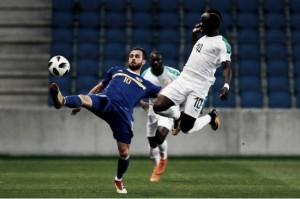 Senegal e Bósnia empatam sem gols em partida pouco inspirada