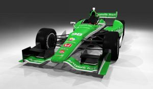 IndyCar: Angie's List Sponsors BHA & Chaves for Grand Prix of Indianapolis