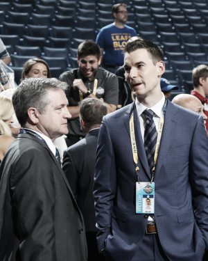 Arizona Coyotes' GM John Chayka building his team, his way