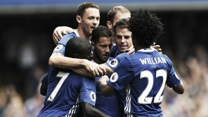 Un gran Chelsea barre al flojo Burnley