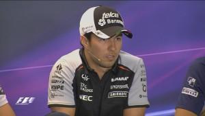 """Sergio Pérez: """"Mi futuro lo decidiré junto a mis patrocinadores durante el verano"""""""