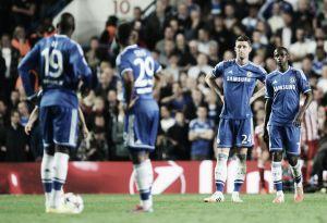 Chelsea, fracasar desde adentro