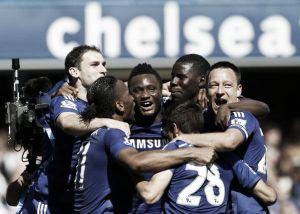 Il Chelsea è campione d'Inghilterra!