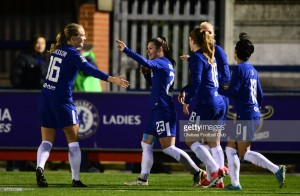 UEFA Women's Champions League Round of 16 – First leg round-up