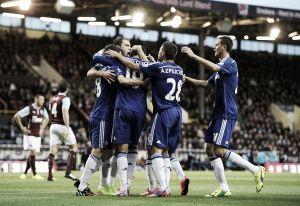 El Chelsea silencia severamente el estreno del Burnley
