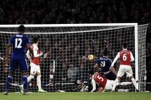 Premier League, Diego Costa e il Chelsea puniscono un Arsenal ingenuo (0-1)