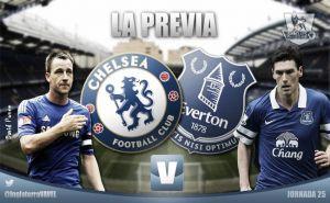 Chelsea - Everton: trayectorias opuestas se cruzan en el Bridge